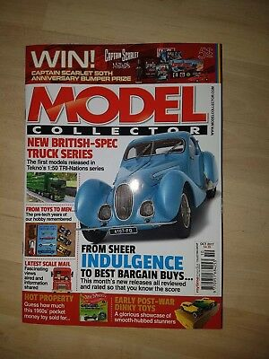 Model Collector magazine October 2017 issue