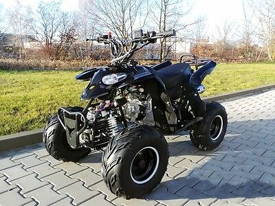 Quad 125 ccm Miniquad ATV Kinderquad Pocketquad Pocketbike Kinderquad Jugend