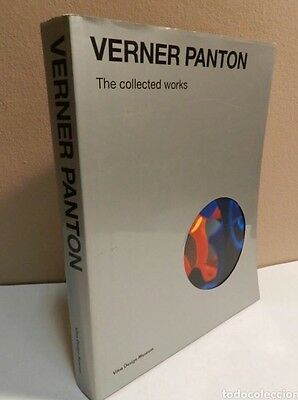 Verner Panton: The Collected Works 2000 Design -Ed Vitra