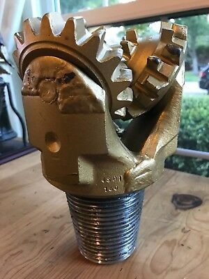 "6"" NEW Mill Tooth Tricone Drill Bit 