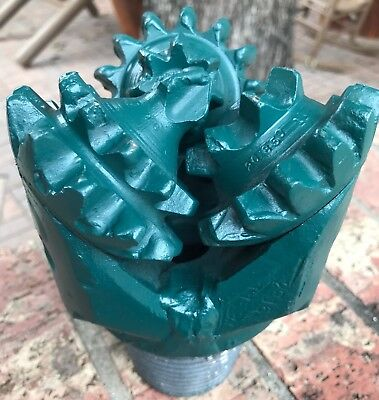 "4 3/4"" RECONDITIONED Mill Tooth Tricone Drill Bit 