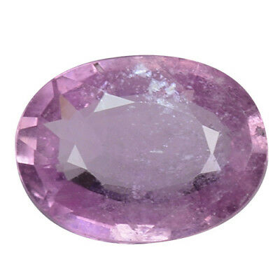 1.115 Cts Wonderful Luster Pink Natural Sapphire Oval Gemstones See Video