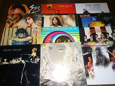 50 LPS Vinyl Record Collection Job Lot 7