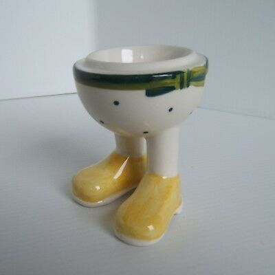 Vintage Carlton Ware Lustre Easter Chicken Walking Ware Egg Cup - No Cover / Lid