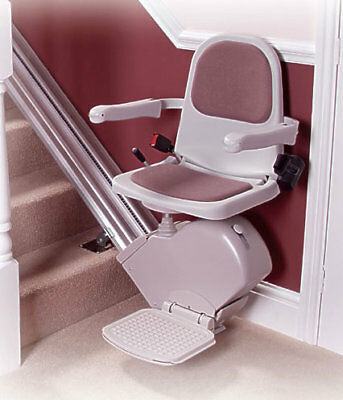 Acorn Superglide 120 Straight Stairlift Installed and Guaranteed
