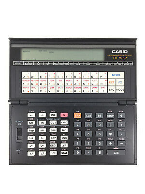 Casio Programmable Calculatrice FX-795P Calculator