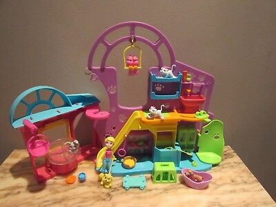 polly pocket Playtime Pet Shop with Doll - Pets - Accessories