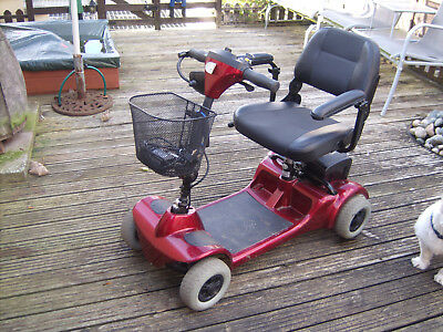 mobilty scooter for spares or repairs