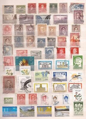 Argentinien ( Argentina ) - Lot Of Stamps