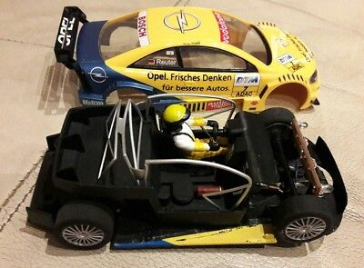 scalextric opel astra v8 dtm