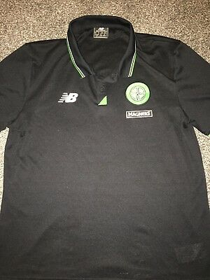 Celtic Polo Shirt X-Large Rare