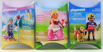COLLECTION Playmobil TOY FAIR PROMO EXCLUSIV EDITION 2017 Limited Messe OVP NEU