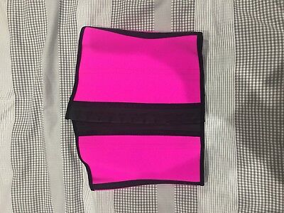 Waist Gang Society Pink Waist Trainer Size 12