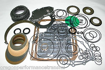 RE5R05A Transmission Master Rebuild Kit For Nissan Automatic RE5RO5A Infiniti