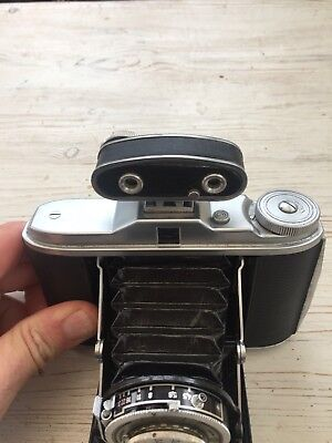 Vintage Agfa Camera Isolette With Gnome