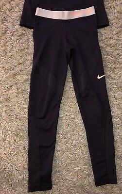 Girls Nike Pro Sports Outfit.. Large Girls Age 10-11year