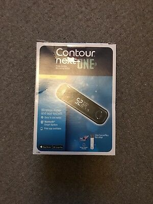 Bayer Contour Next One Blood Glucose Monitoring System