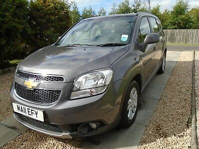 Chevrolet Orlando 2.0 VCDi LT 5dr  7-seater Family car
