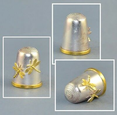 Dragonfly Thimble By Julius Weingert