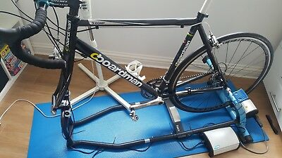 Tacx Fortius multiplayer  turbo trainer
