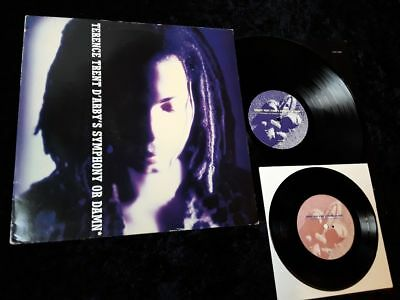 """Terence Trent Darby Symphony Or Damn Rare 1993 Vinyl Lp Complete With 7"""""""