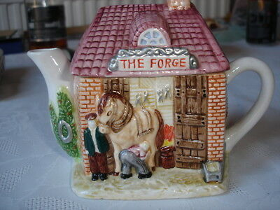 Leonardo The Forge - Decorative Ornamental Novelty TeaPot Boxed