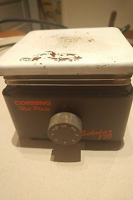 Corning Scholar 170 Laboratory Hot Plate - 120 V - 250 W