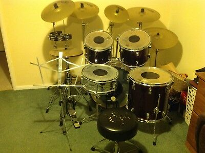 Professional Drum Kit