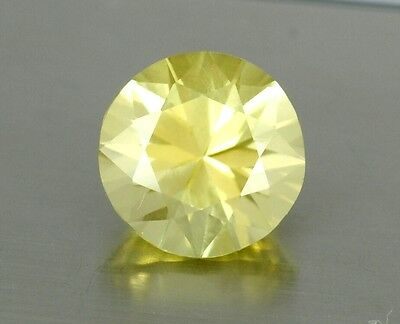 IF 7.70 Ct  12x12 mm, Un Heated Top Quality Richest Yellow Natural  Kunzite