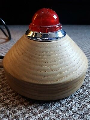 canford audio studio red light with ash base