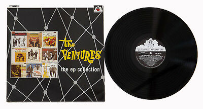 "The Ventures Lp The Ep Collection, Compilation, ""first Press"" A1/b1 N/mint Vinyl"