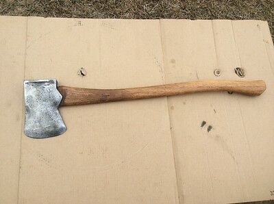 "VINTAGE ""CHAMPION"" AXE Made By KELLY AXE & TOOL WORKS"