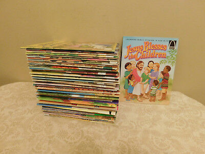 lot of 60 Arch Book - Quality Religious Books for Children, paperback