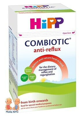 HiPP UK Combiotic Anti-Reflux AR Formula 800g Free Expedited Shipping