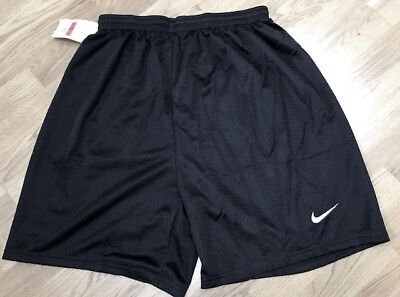 Classic Nike Basketball Shorts Black Size Large Tall Long and Tall Sizes