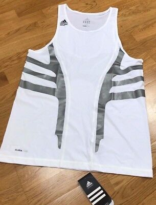 Brand New Adidas PowerWeb TechFit Vest Compression Base Layer Basketball XL-3XL