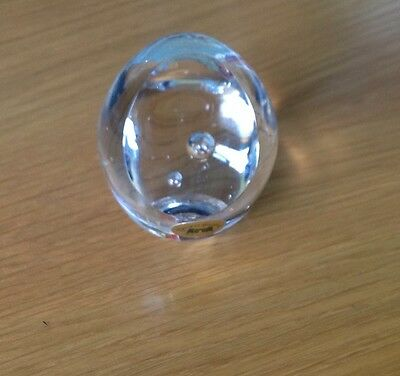 Tyrone Crystal Paper Weight
