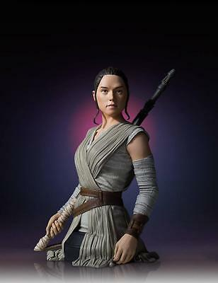 Gentle Giant Star Wars The Force Awakens REY Mini Bust MIB 1865/2500 1:6 scale