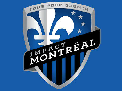 Montreal Impact vs New England Revolution Soccer Game - 2 Tickets Oct 22, 2017