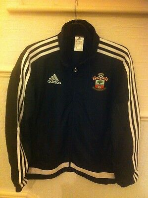 Southampton FC Jacket, excellent condition, official kit, lightweight, size M