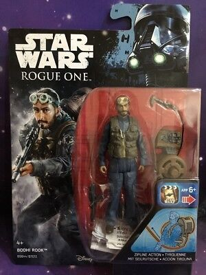 Rogue One - A Star Wars Story - The Pilot Bodhi Rook 3.75 Action Figure (Disney)