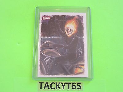 2009 Spider-Man Archives Single Painted Art Cards New