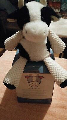 Scentsy Buddy Clover the Cow comes with Scent Pak