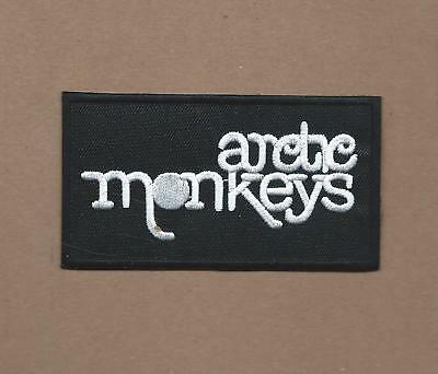 ARCTIC MONKEYS IRON ON PATCH NEW ALTERNATIVE INDIE ROCK