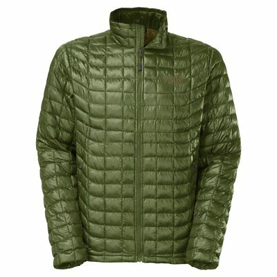 The North Face Men's Thermoball Jacket Scallion Green L NEW