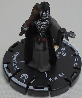 Mage Knight Flayed Lord #021 2005  Wizkids Game