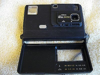 Kodak Disc 6000 Camera  C6-6