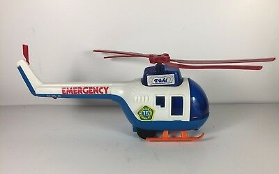 Vintage Joseph INT'L Hong Kong Battery Operated Toy Helicopter Not Working