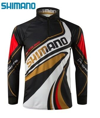 Shimano Fishing Shirt Size L