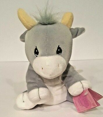 Precious Moments Tender Tails Billy Goat  Stuffed Animal Toy Doll